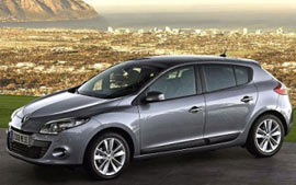 Renault Megane Expression dCi 90 DPF