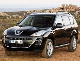 Peugeot 4007 2.2 HDi 160 Exclusive