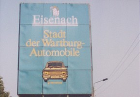 Eisenach - Stadt der ??? - Automobile (Foto: sledgegulper by flick.com
